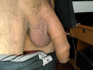 natural penis in sweet state,  i want a sexy woman to kiss my foreskin