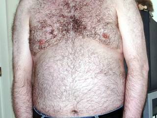 hairy chest no 2