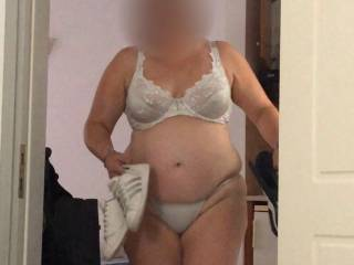 My BBW mature hot wife