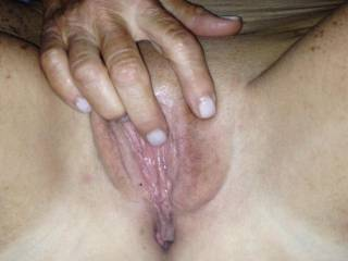 I love a nice hard cock just like any horny woman. But show me a man that is an expert pussy eater, well, it makes my clit hard just thinking about it. Tell me about your tongue skills and how you could get me off.