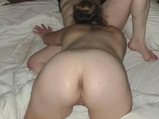 She loved eating pussy