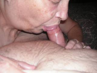 one more of tommies suprise and great blow jobs and dam they are great and she loves to swallow all of my cum and tease me about it ...