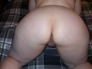 What A Sweet Fine Curvaceous Ass!