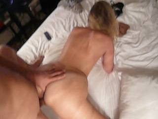 She always asked me to stick my finger in her ass