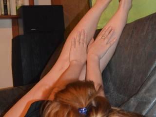 My girl's feet