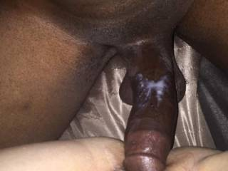Opps i had to cum so I did pussy was so good for a 57yrold married woman she loves my BBC