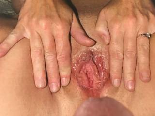 not sure this cock will fit in a pussy this tight