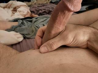 My thick cock