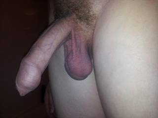 Who wants my fat cock in there mouth?