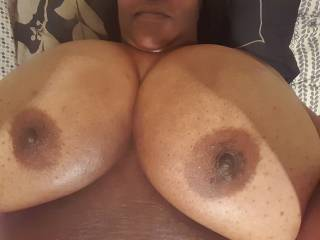 My dick should definitely be inbetween these amazingly beautiful tits! ;)