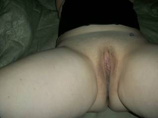 Wifes delicious pussy