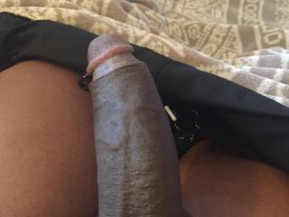 I just love and enjoy letting my BBC hang out