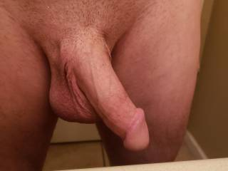 Needs to be sucked on to get harder