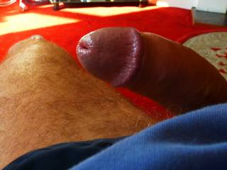 Mmmmm, I like your wet cock...and I'll suck it and swallow your cum.  MILF K