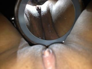 yes it is beautiful ! would even be better at eye level  with my lips and tongue licking sucking pulling on that gorgeous clit as my fingers work pussy  and spread  those sweet lips ! tfs!!!