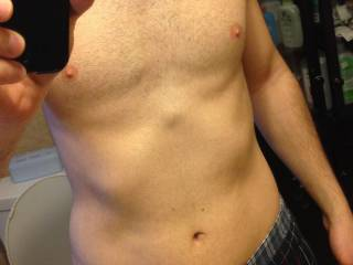 My trimmed up chest