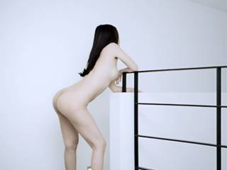 You are lovely and sensuous.  I find your beauty best revealed when you are naked.  You make lingerie look very hot and sexy, but it seems covering your body up cannot improve what is your true appearance.
