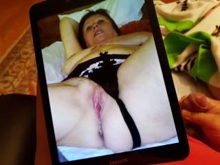 beginn..foreplay of..making her wish cum true..cumoverher video