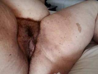 Nice twat shot of my wife