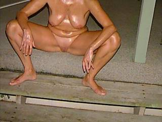 Lay back and first let me lick your pussy nad ass hole. then I would love to start fucking your pussy slow and then fast...then switch to your wet asshole and deep fuck you until i empty my balls deep inside you... (don't know if that answers your question... lol)