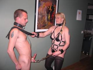Damn!!  I'd love to play!! Both look so sexy!!  His cock looks very sexy and her entire body is so hot.  Looking so naughty!!! Mmmmm, I'm throbbing with lust and sexual desire!!!