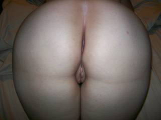 I think, that I would love to stick my allready hard cock in to this lovely both holes and make you cum several times!