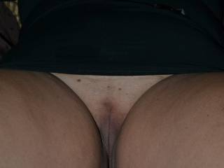 She learned to focus on the beautiful part of BBW.  15 year younger woman learned to orgasm, squirt and accept that she's Hot.  The confidence that followed led her to get more daring each time at the hotel barstool...loved showing  what she was there for
