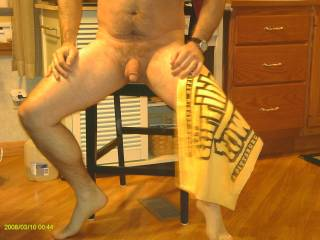 Totallt erotic. My first nude pic