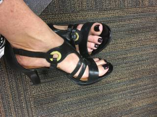 My friends sexy feet