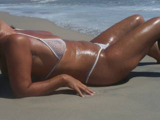 More beach pics. like to join me?