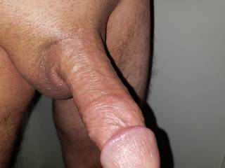 Shaved, lubed and horny