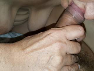 As i do get quite horny and sopping wet as i TRULY LOVE SUCKING COCK my husband would say i am a feend for cock hence name Cocklover76