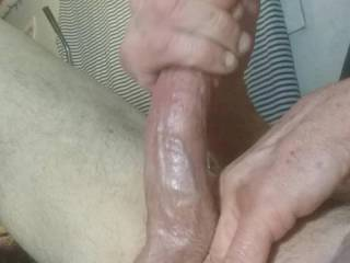 Watching bisexuàl porn and stroking my cock