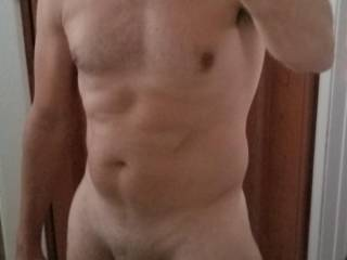 Nude Body and Dick