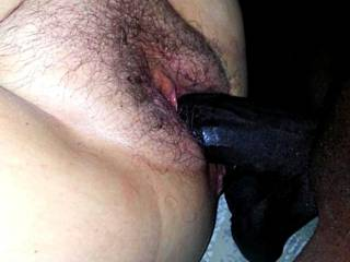 Jackie getting fucked by bbc