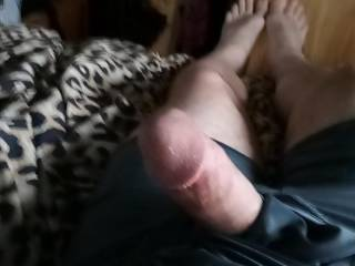 Got my dick hard for my girlfriend