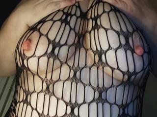 My new dress. Felt so horny. I like to wear it