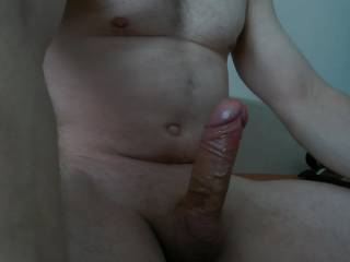 Photosession of nice cock