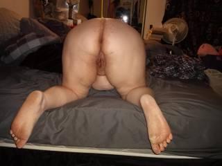 Fat ass hairy pussy dirty feet