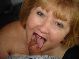 Can I suck your cock next?