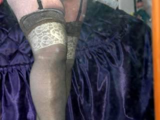 cock in sexy panties