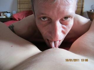 I love to eat her pussy