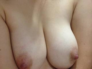 After seeing your pictures, hell yeah! Mmmm. I love stroking my cock to you while I imagine how amazing you'd feel