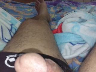 horny before masturbation