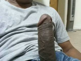 Looking at your beautiful black cock, has gotten my pussy horney.  May I lower my tight white cunt down your cock shaft till I'm sitting on your balls?   Thank you very much!  Michelle