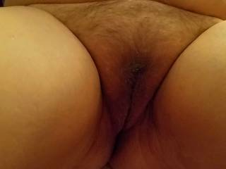 This was shot before I came all over her pussy.