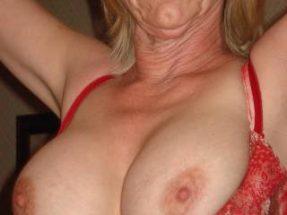 i would love to kiss your sweet lips and suck your fantastic tits
