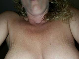 Are you tired of my tits yet