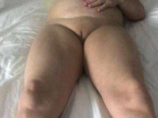 look at her..waiting for some local's to cum fuck her