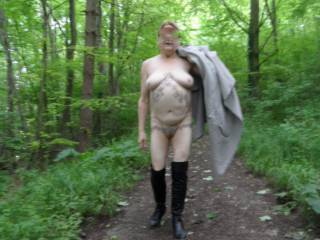 hi all it was just too warm to keep my coat on so off it came, so very relaxing. dirty comments welcome mature couple